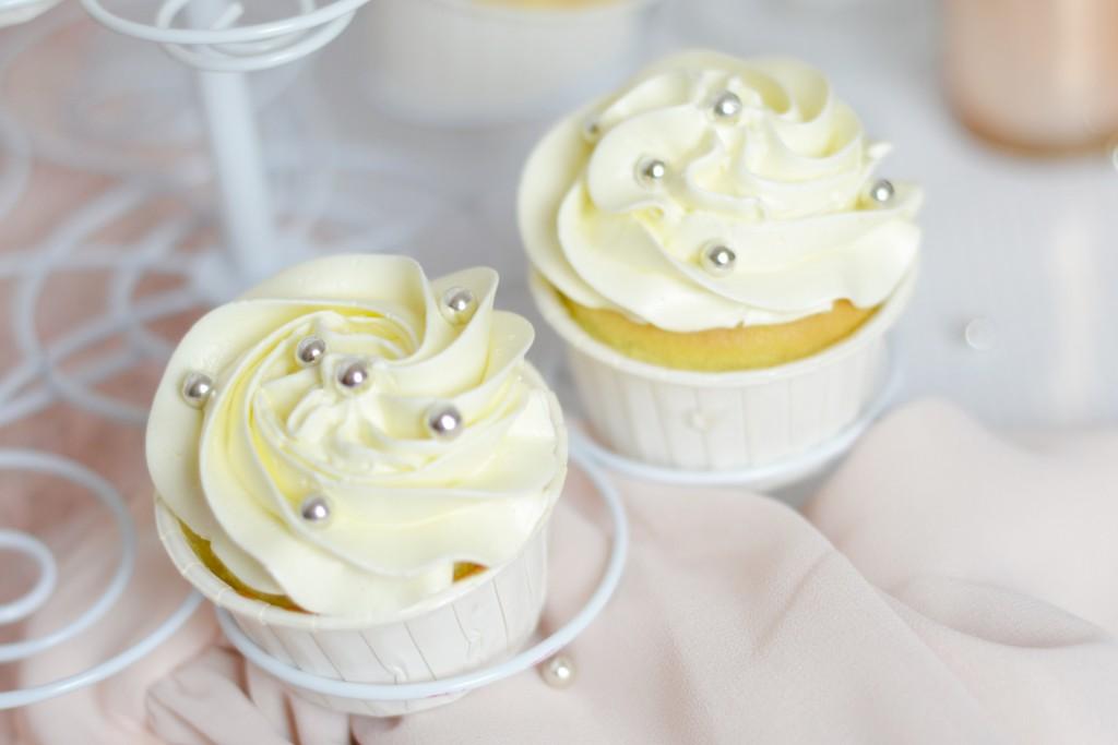 Rezept Prosecco Cupcakes