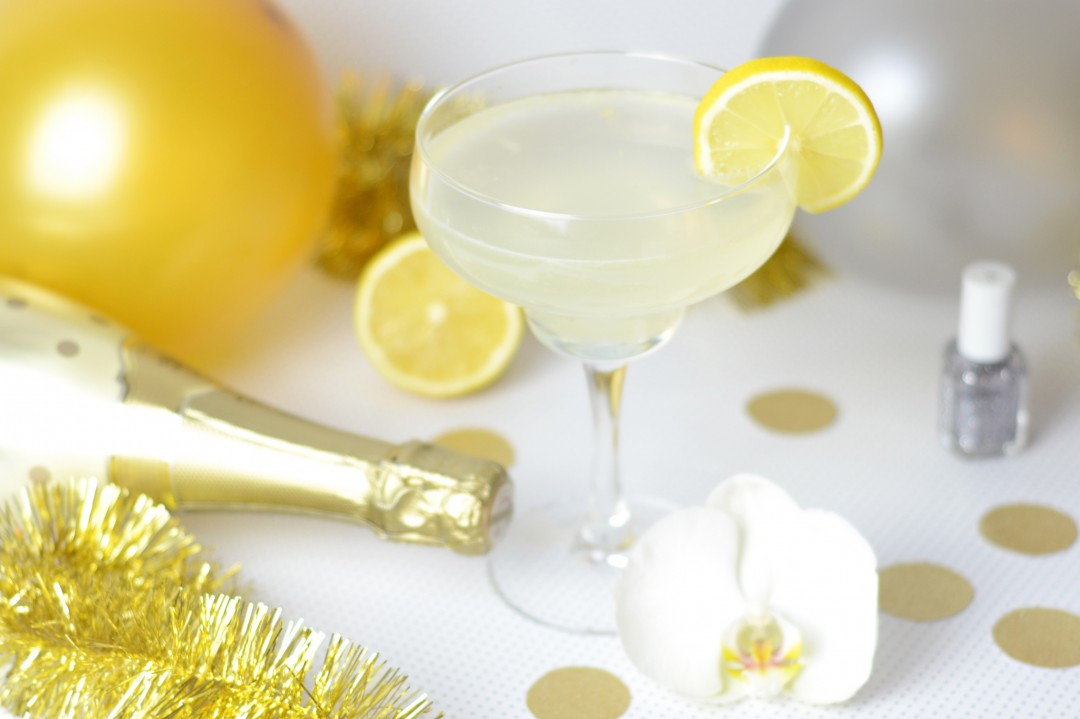 20er Jahre Drink French 75