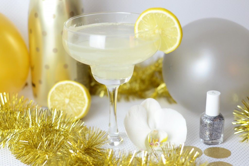 20er Jahre Cocktail French 75